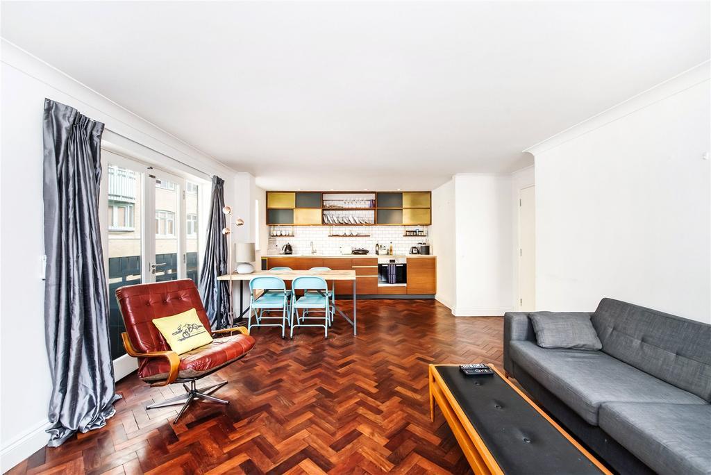 2 Bedrooms Parking Garage / Parking for sale in Springview Heights, 26 Bermondsey Wall West, London, SE16
