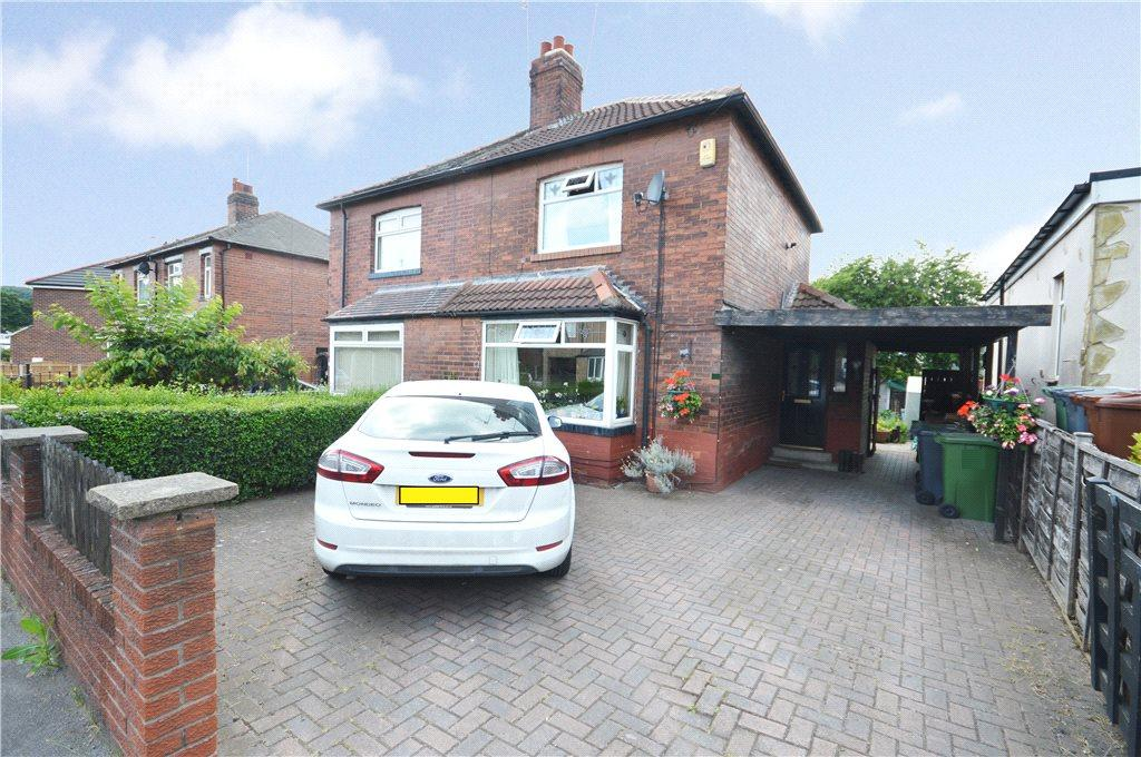2 Bedrooms Semi Detached House for sale in Ryedale Avenue, Leeds, West Yorkshire