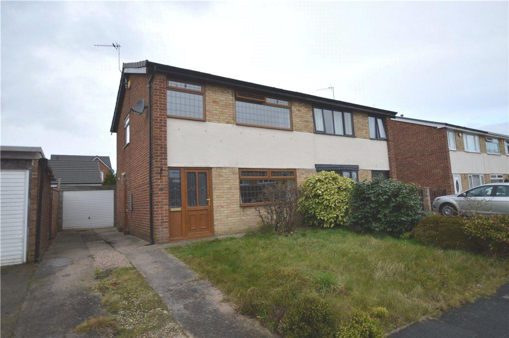 3 Bedrooms Semi Detached House for sale in Queens Drive, Carlton, Wakefield, West Yorkshire
