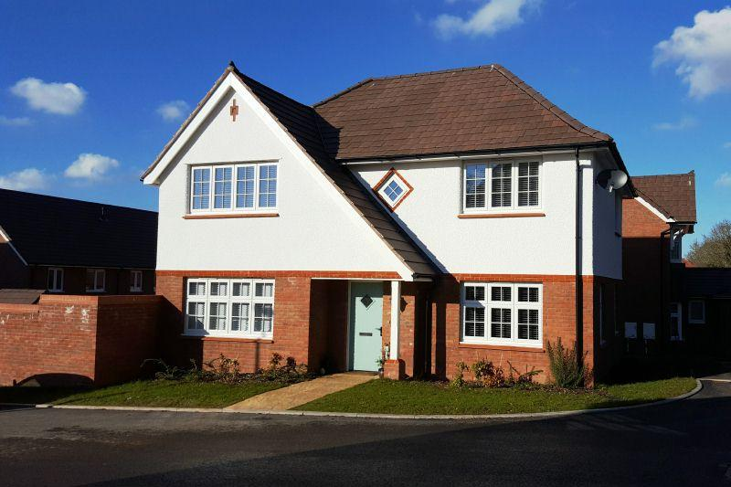 4 Bedrooms Detached House for sale in FAIRFAX WAY, OTTERY ST MARY