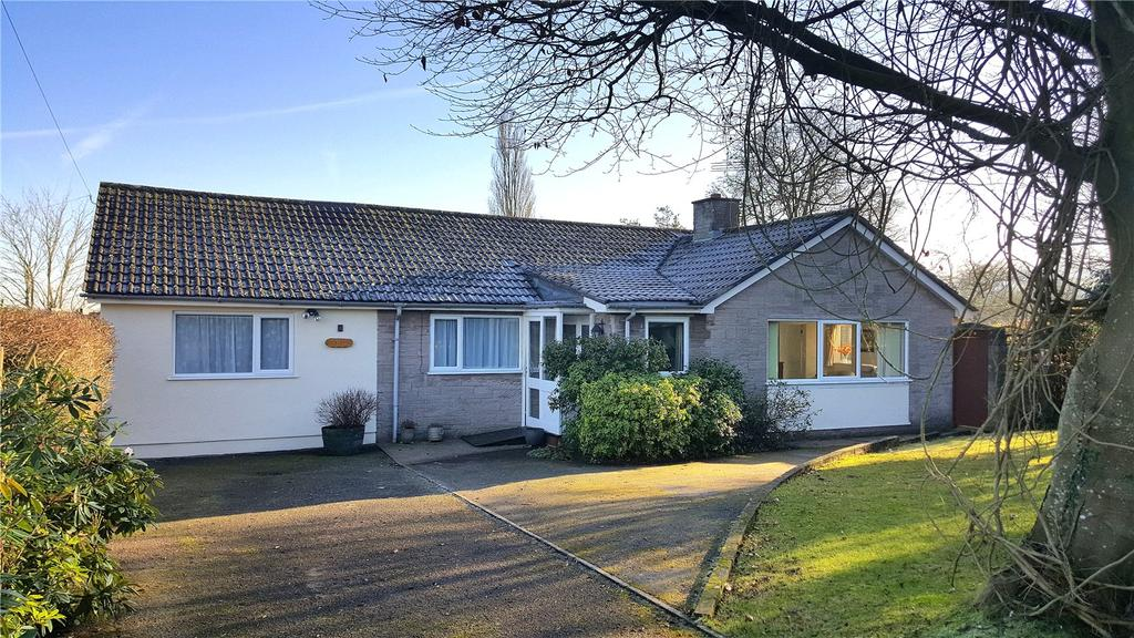 4 Bedrooms Detached Bungalow for sale in Orchard End, East Harptree, BS40