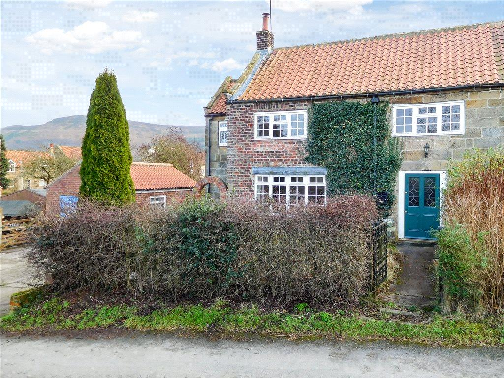 3 Bedrooms Semi Detached House for sale in Church Lane, Faceby, North Yorkshire