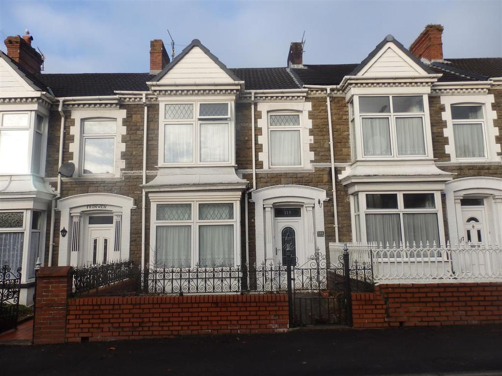 3 Bedrooms Terraced House for sale in Felinfoel Road, Llanelli