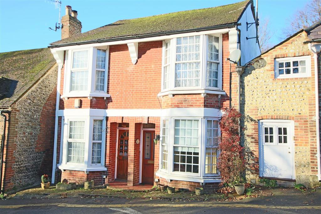 2 Bedrooms Cottage House for sale in Church Hill, Patcham Old Village, Brighton