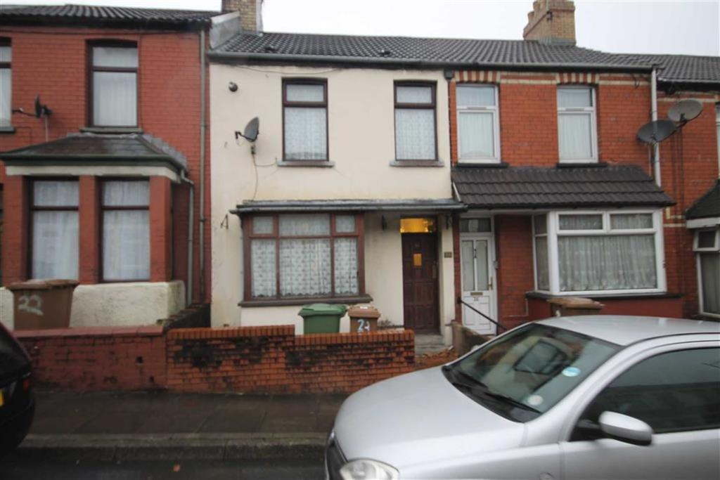 2 Bedrooms Terraced House for sale in White Street, Caerphilly, CF83