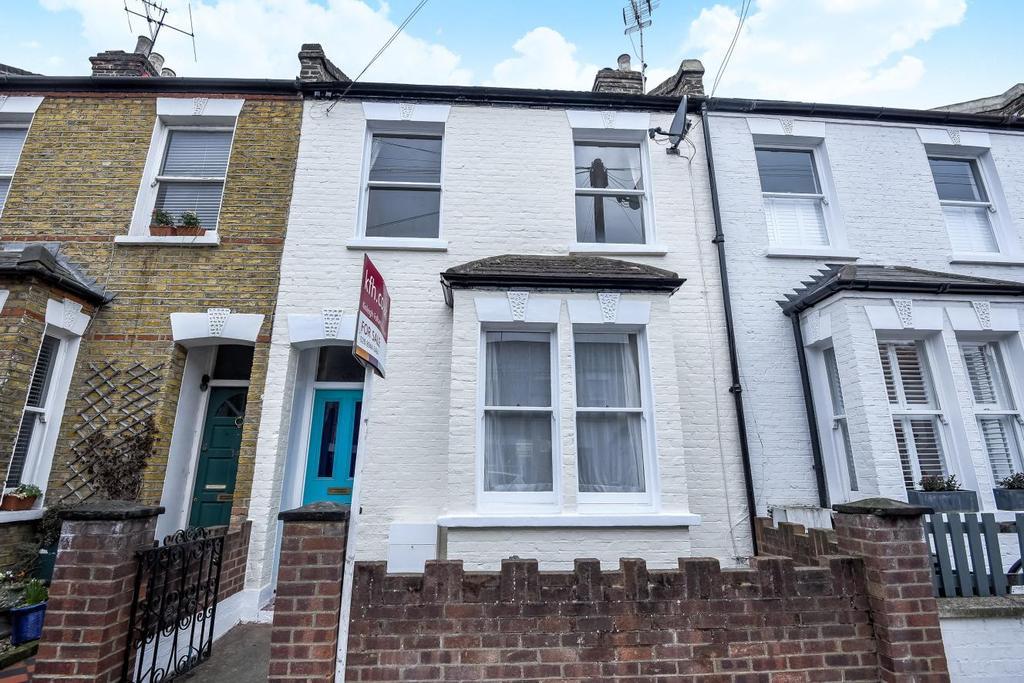 3 Bedrooms Terraced House for sale in Bellew Street, Earlsfield, SW17