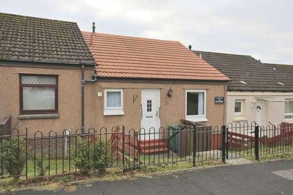1 Bedroom Terraced Bungalow for sale in 25 Muirhead Gardens, Glasgow, G69 7NA