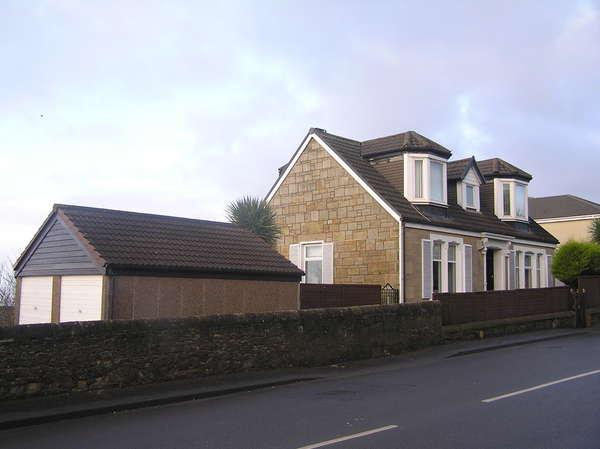 3 Bedrooms Detached House for sale in 9 Ardrossan Road, Seamill, West Kilbride, KA23 9LZ