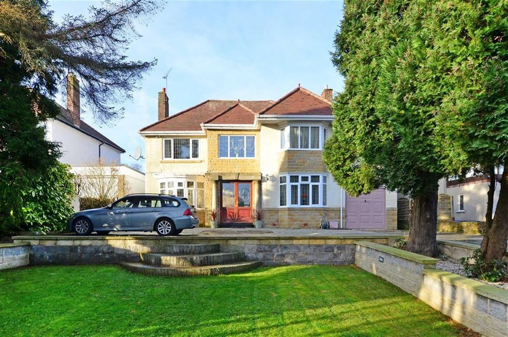 4 Bedrooms Detached House for sale in 290, Ecclesall Road South, Ecclesall, Sheffield, S11