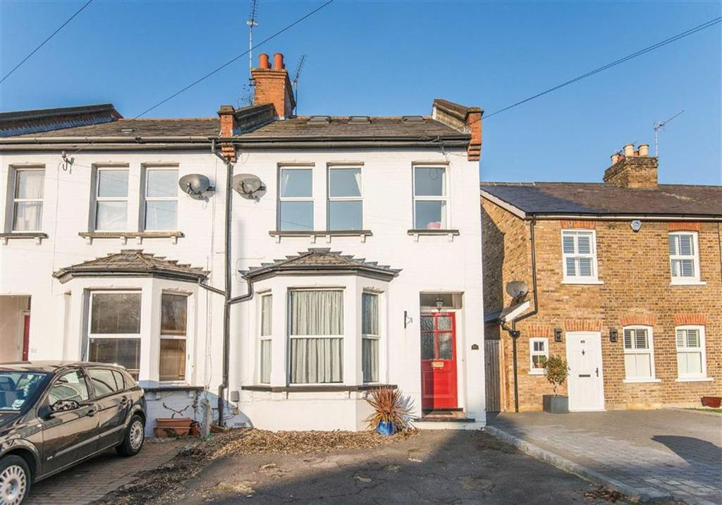 4 Bedrooms End Of Terrace House for sale in Eastcote Road, Pinner, Middlesex