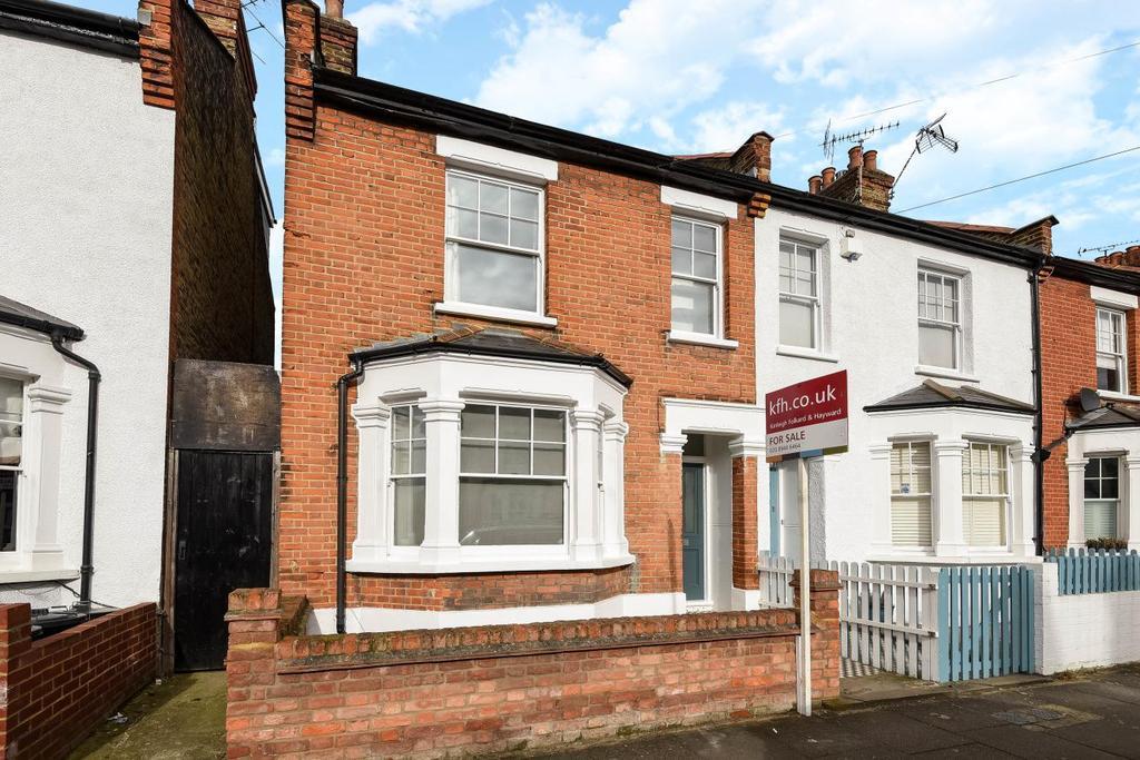 5 Bedrooms Terraced House for sale in Littleton Street, Earlsfield, SW18