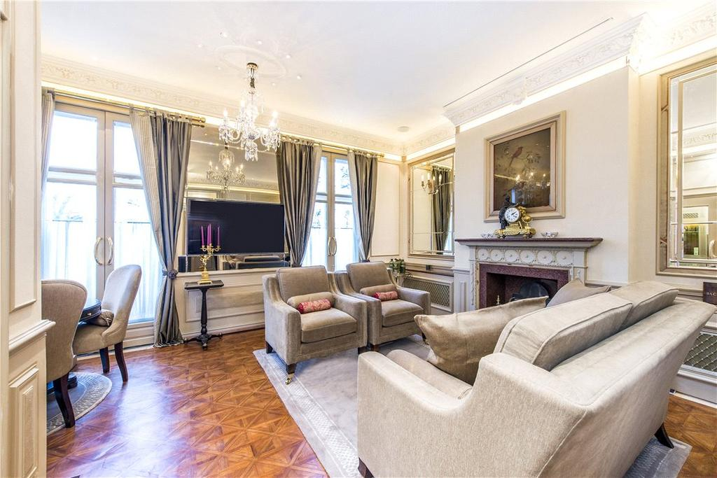 1 Bedroom Flat for sale in Thurloe Place, Knightsbridge, London, SW7