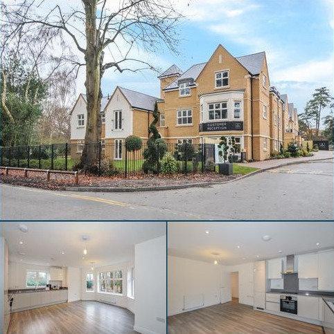 2 bedroom flat to rent - Dorney House, Queenswood Crescent, Englefield Green, Surrey, TW20