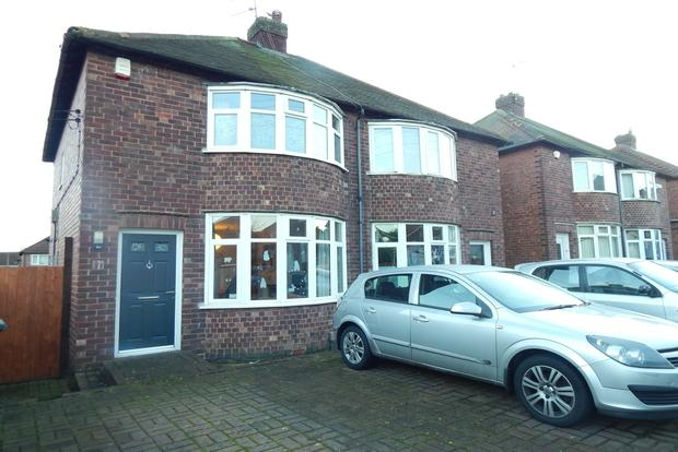 3 Bedrooms Semi Detached House for sale in Eric Avenue, Hucknall, Nottingham, NG15
