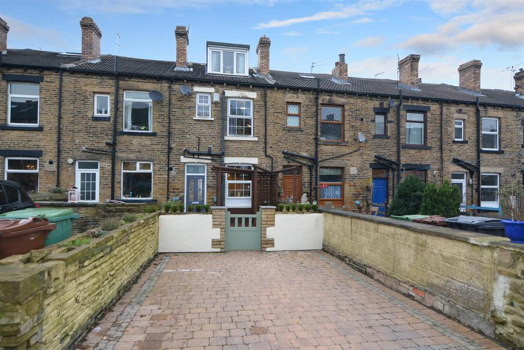 4 Bedrooms Terraced House for sale in Brunswick Road, Pudsey