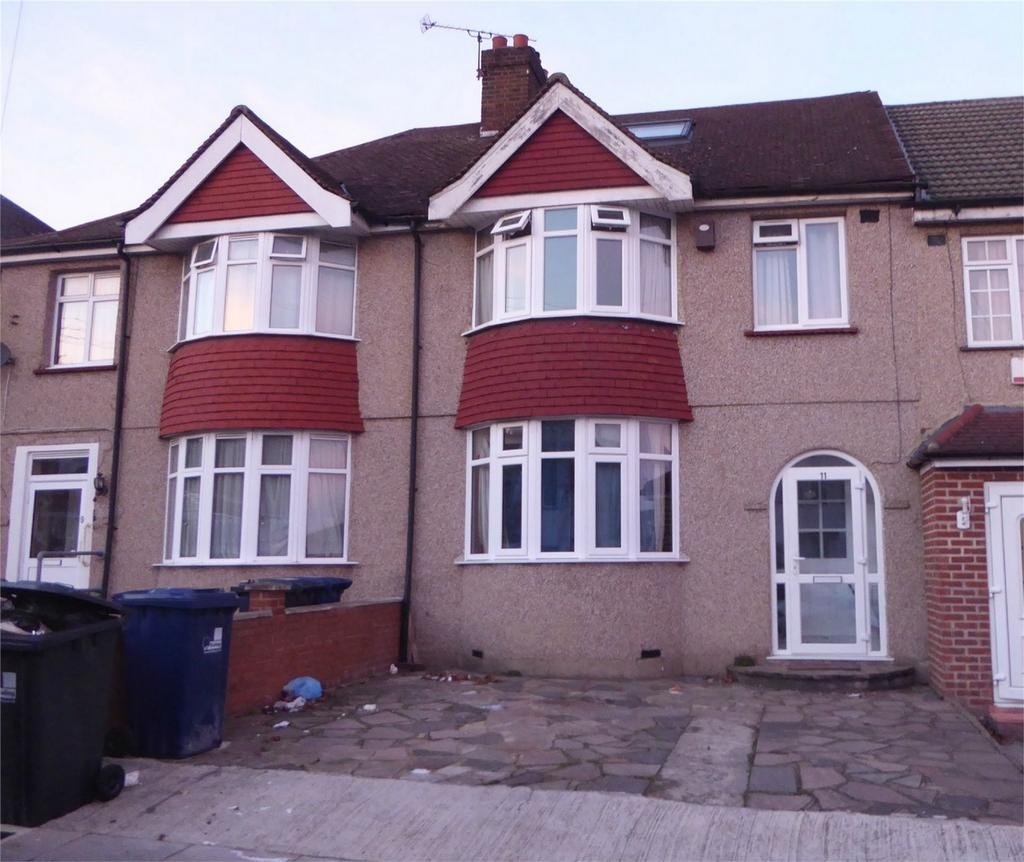 6 Bedrooms Terraced House for sale in Clifton Road, Greenford, Greater London