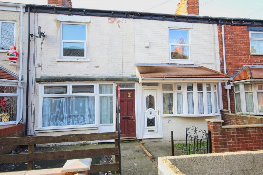 3 Bedrooms Terraced House for sale in Stirling Street, Hull, East Riding of Yorkshire