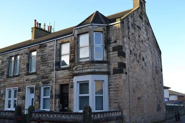 1 Bedroom Flat for sale in 9 Sidney Street, Saltcoats, KA21 5DB
