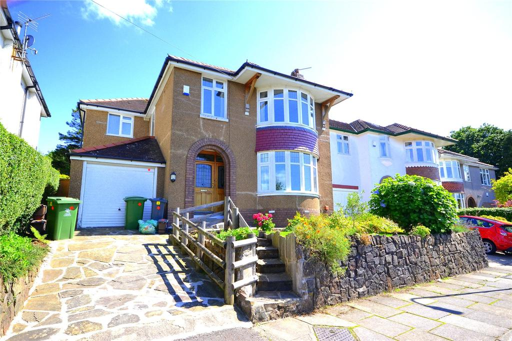 5 Bedrooms Detached House for sale in Duffryn Avenue, Cyncoed, Cardiff, CF23