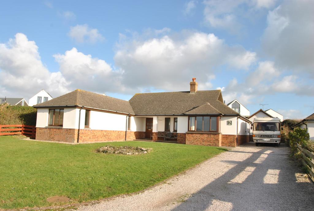 3 Bedrooms Bungalow for sale in Marine Drive, Widemouth Bay