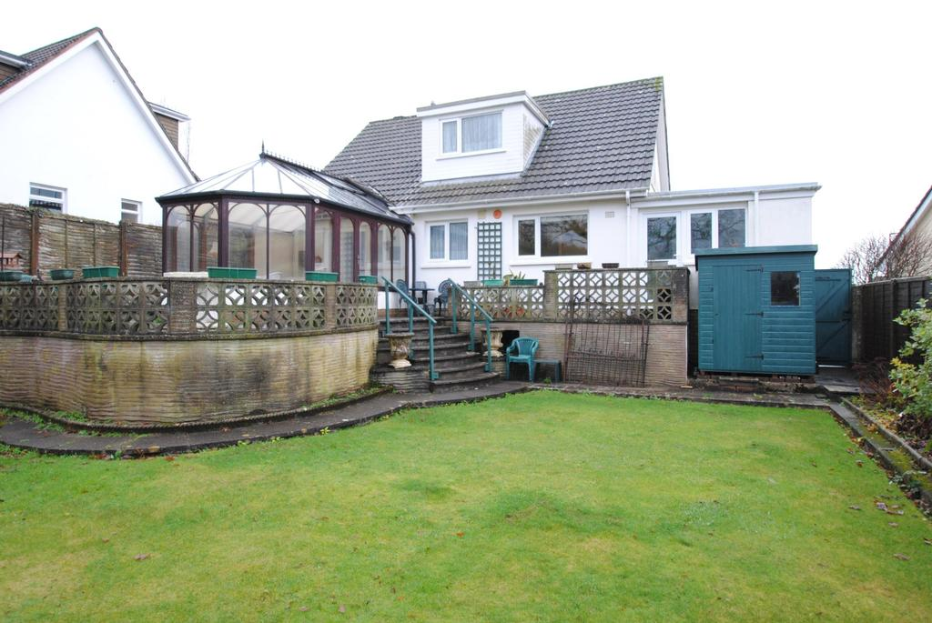 3 Bedrooms Bungalow for sale in Knowle Gardens, Combe Martin