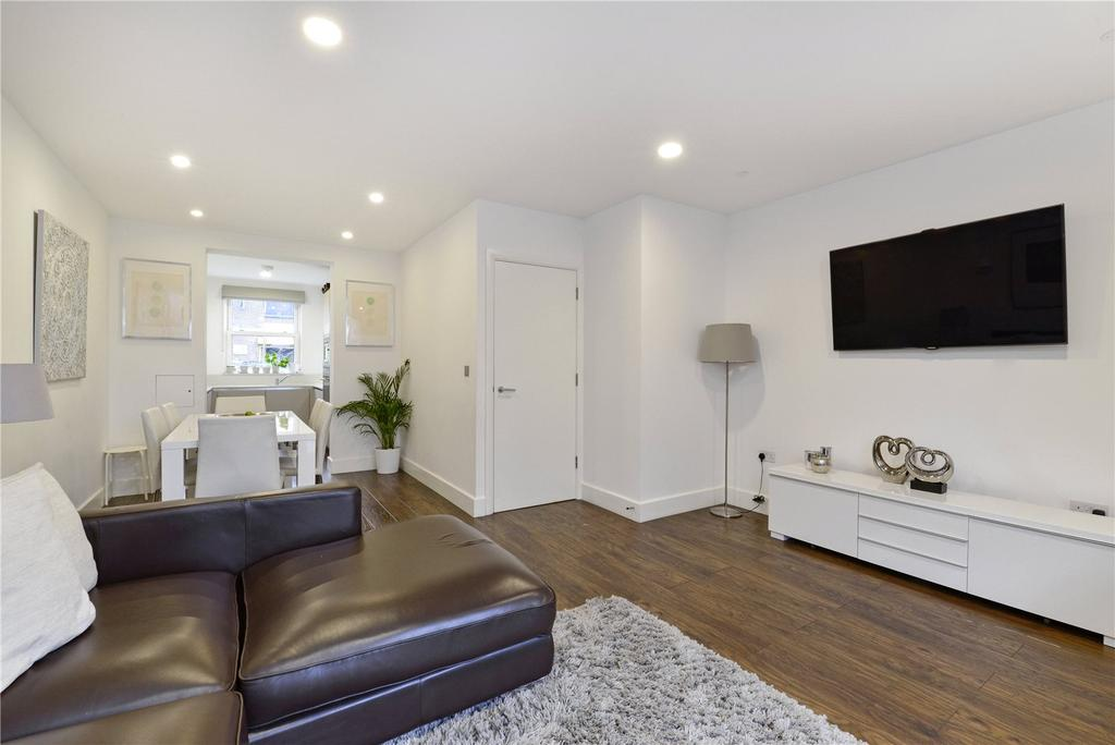 4 Bedrooms Terraced House for sale in Rose Stapleton Terrace, 16 Pages Walk, London, SE1