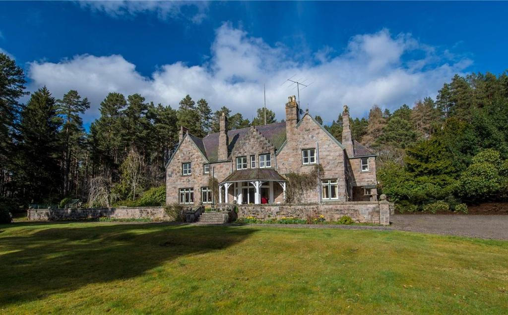 17 Bedrooms Detached House for sale in Cambus O'May Hotel, Ballater, Aberdeenshire, AB35