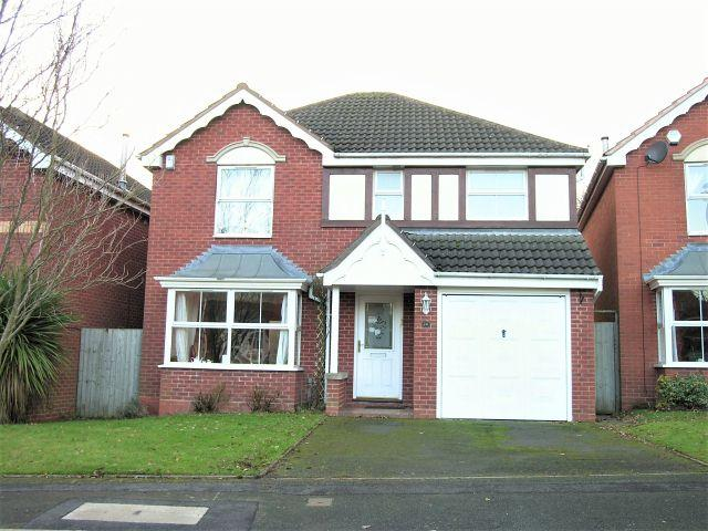 4 Bedrooms Detached House for sale in Wood Common Grange,Pelsall,Walsall