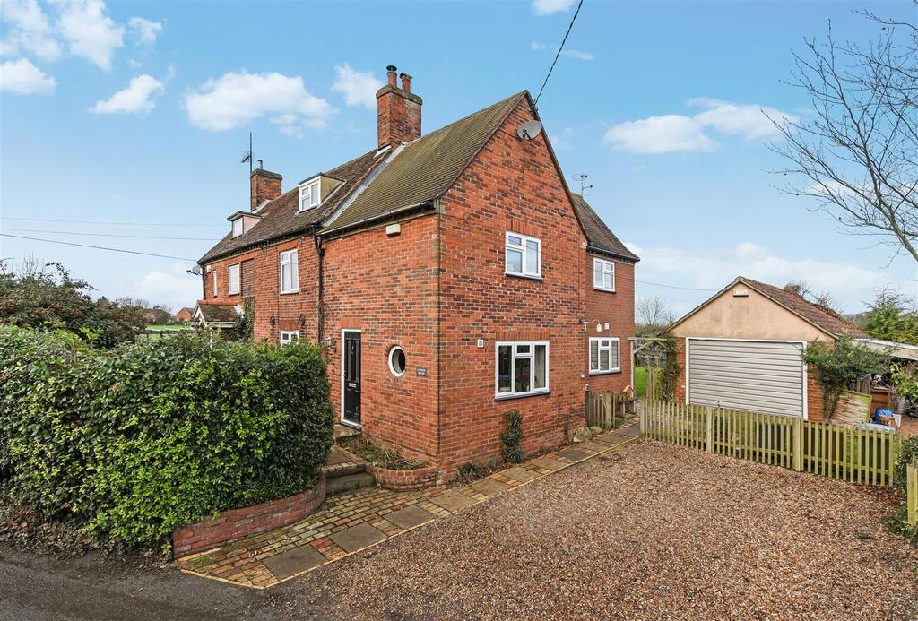 4 Bedrooms Semi Detached House for sale in School Road, Tunstall, Woodbridge