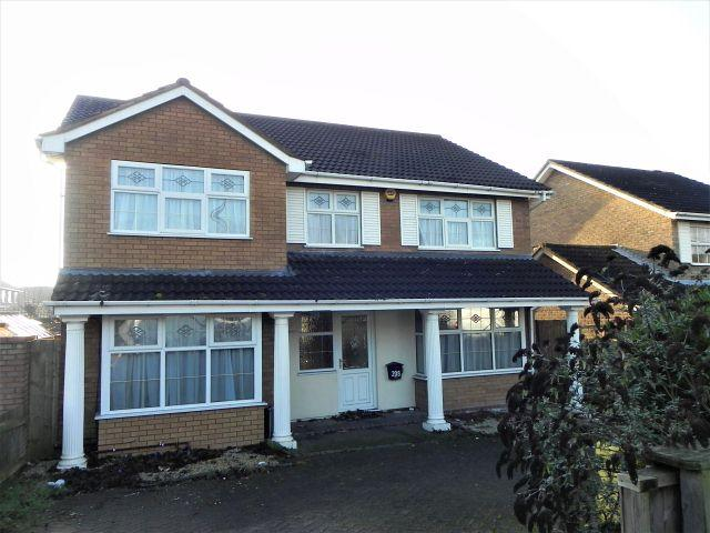 5 Bedrooms Detached House for sale in Walmley Ash Road,Walmley,Sutton Coldfield