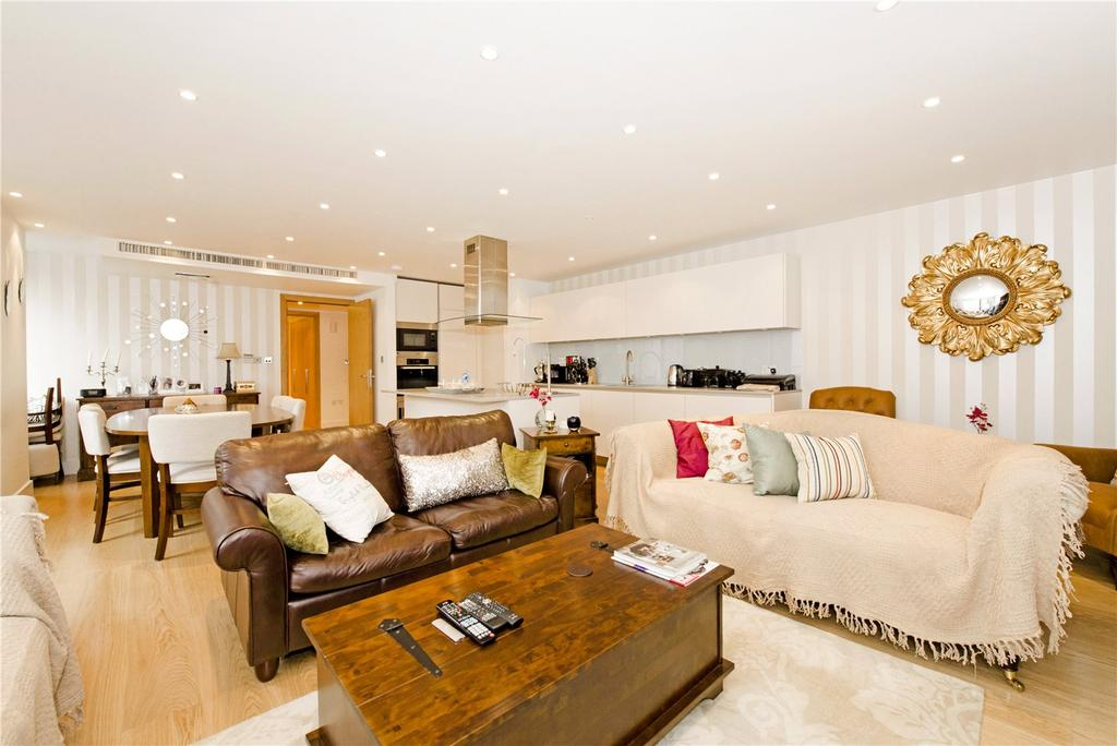 3 Bedrooms Flat for sale in Hyde Park Square, Connaught Village, Hyde Park, London