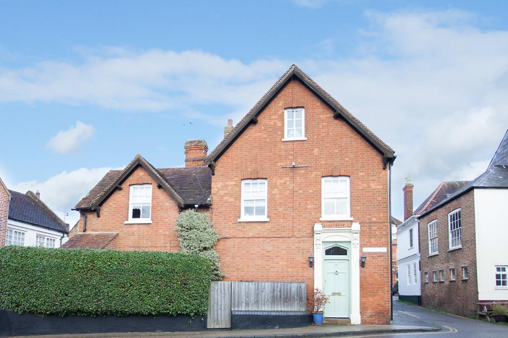 3 Bedrooms End Of Terrace House for sale in Horn Street, Winslow