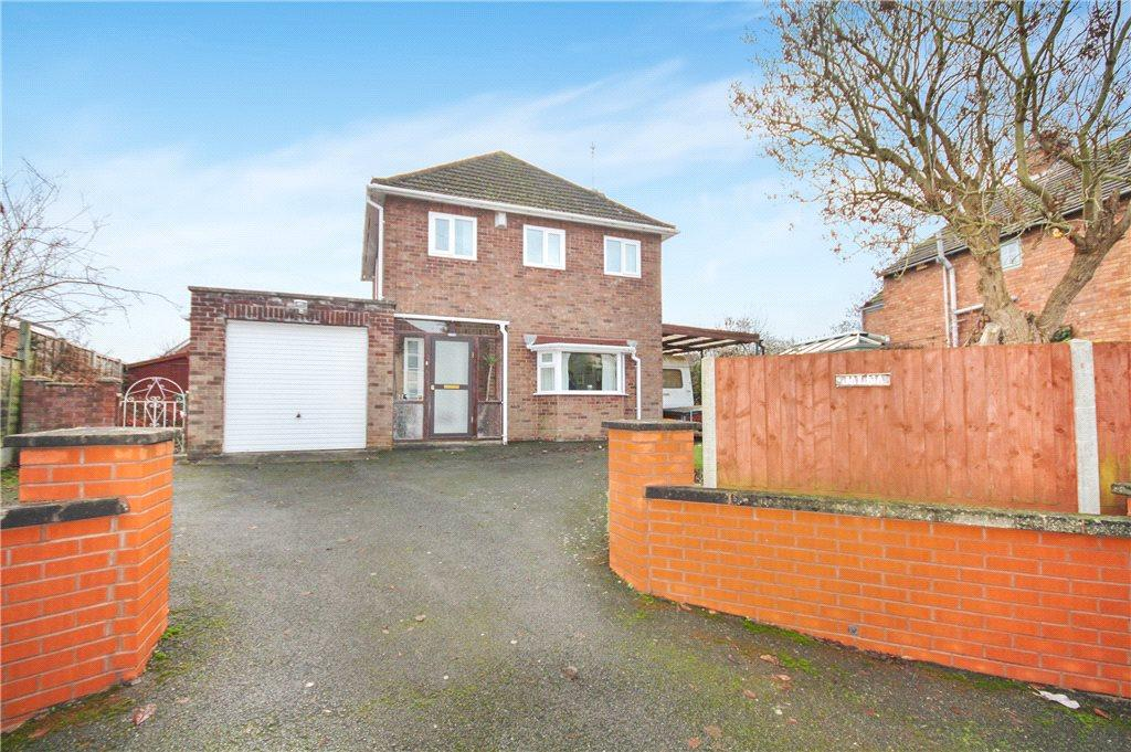 3 Bedrooms Detached House for sale in Danes Green, Claines, Worcester, Worcestershire, WR3