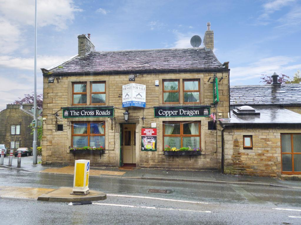 Parking Garage / Parking for sale in Cross Roads, Keighley