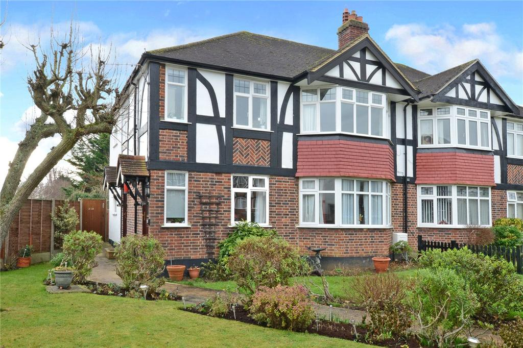 2 Bedrooms Maisonette Flat for sale in The Spinney, London Road, Cheam, Sutton, SM3