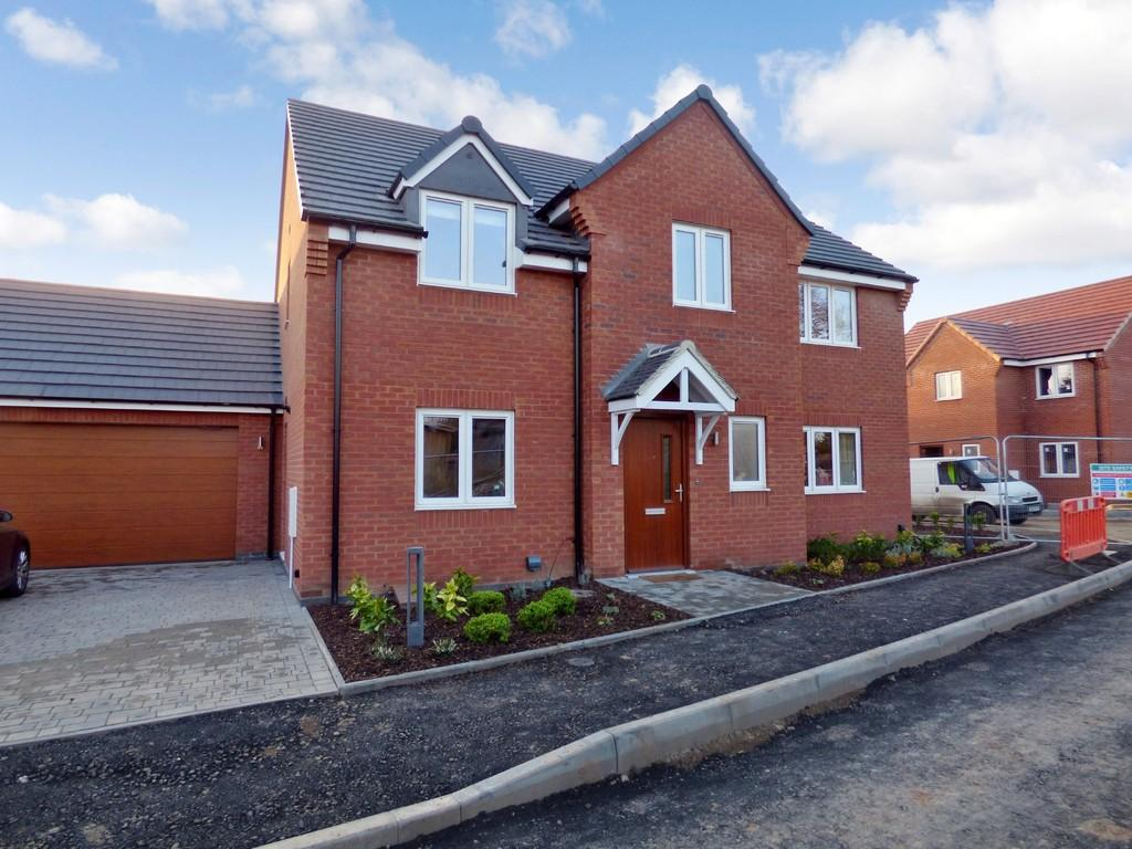 4 Bedrooms Detached House for sale in Plot 1 Show Home, Wellington Gardens, Bidford On Avon