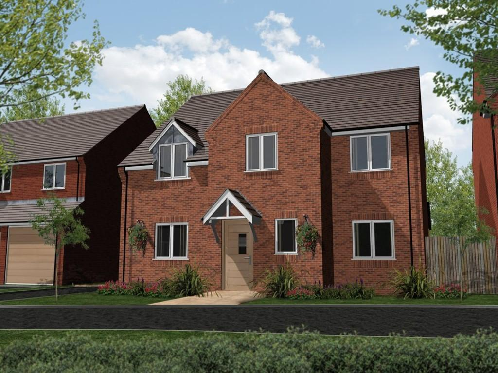 4 Bedrooms Detached House for sale in Plot 9 Wellington Gardens, Bidford On Avon