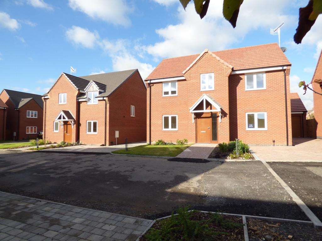 4 Bedrooms Detached House for sale in Plot 8 Wellington Gardens, Bidford On Avon