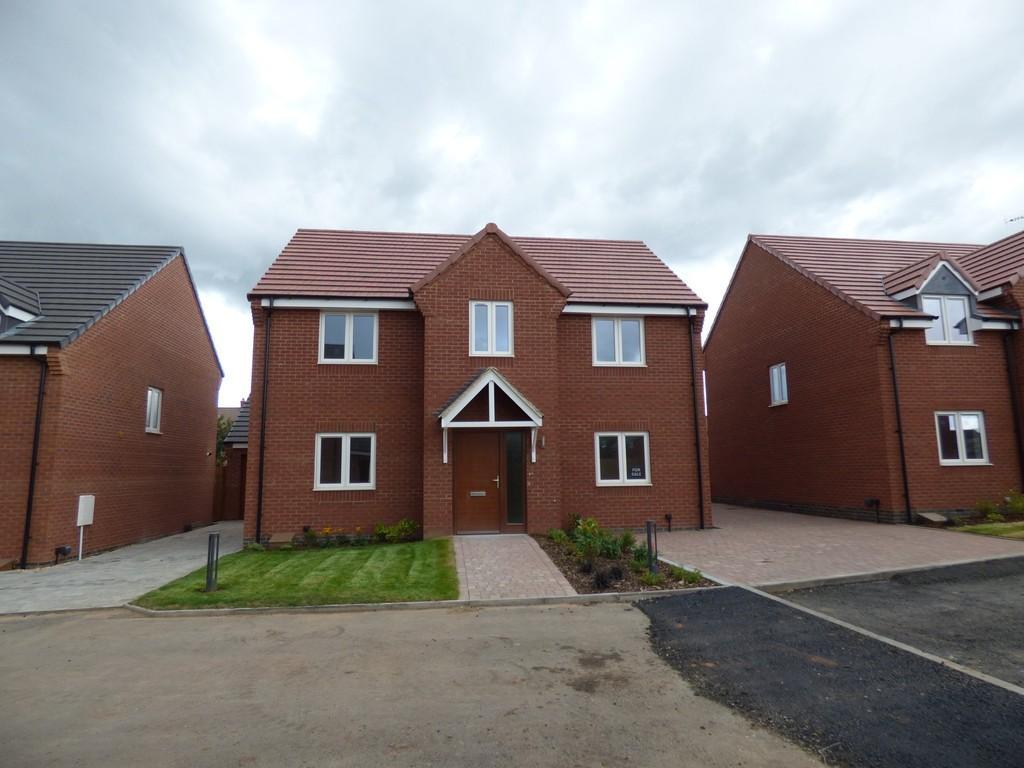 4 Bedrooms Detached House for sale in Plot 8 Wellington Gardens, Bidford On Avon