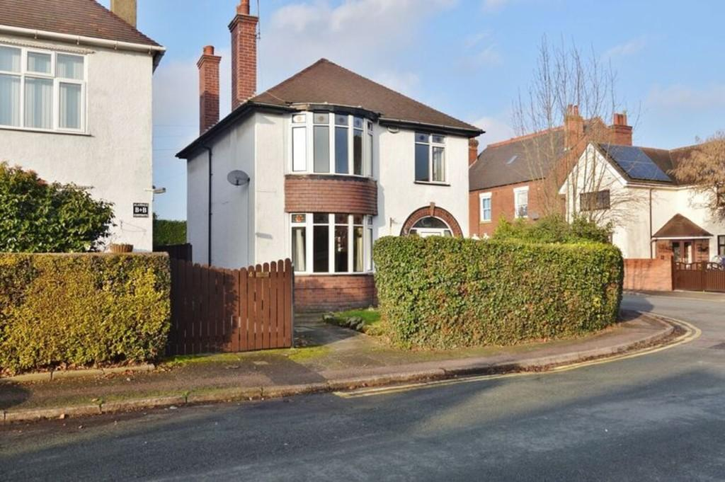 3 Bedrooms Detached House for sale in Talbot Street, Rugeley