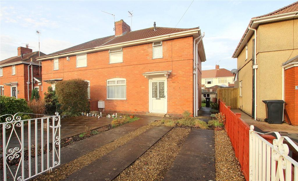 3 Bedrooms Semi Detached House for sale in Gores Marsh Road, Ashton, BRISTOL, BS3