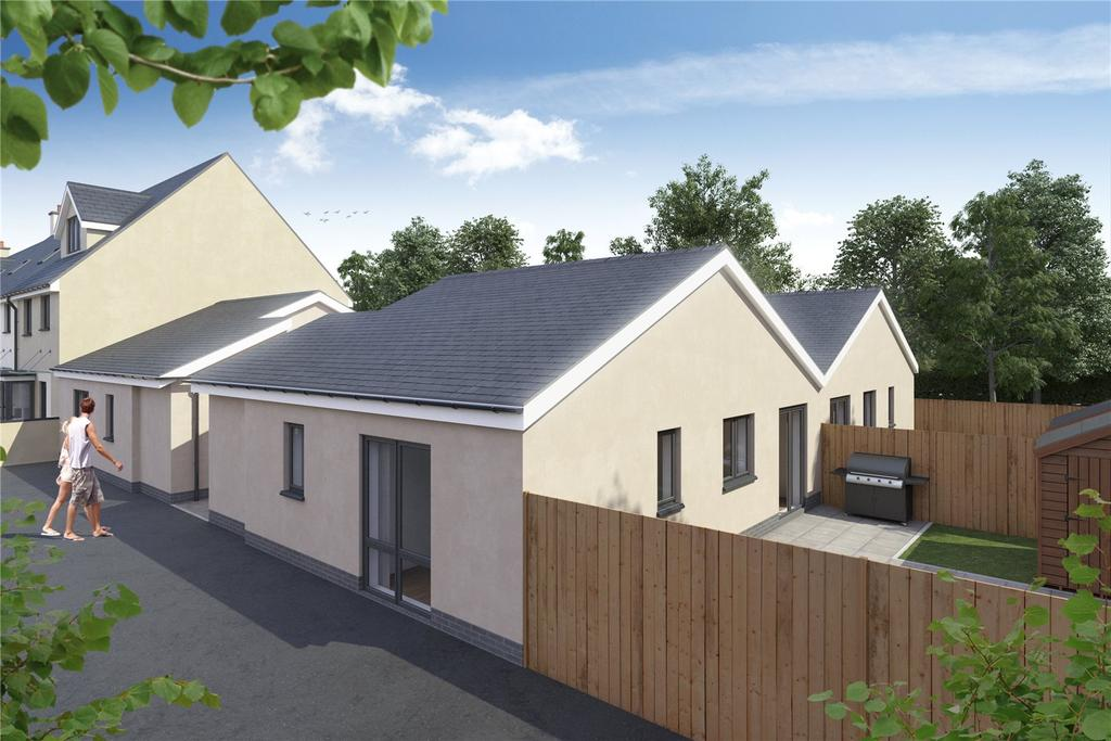 1 Bedroom Bungalow for sale in South Road, Taunton, Somerset, TA1