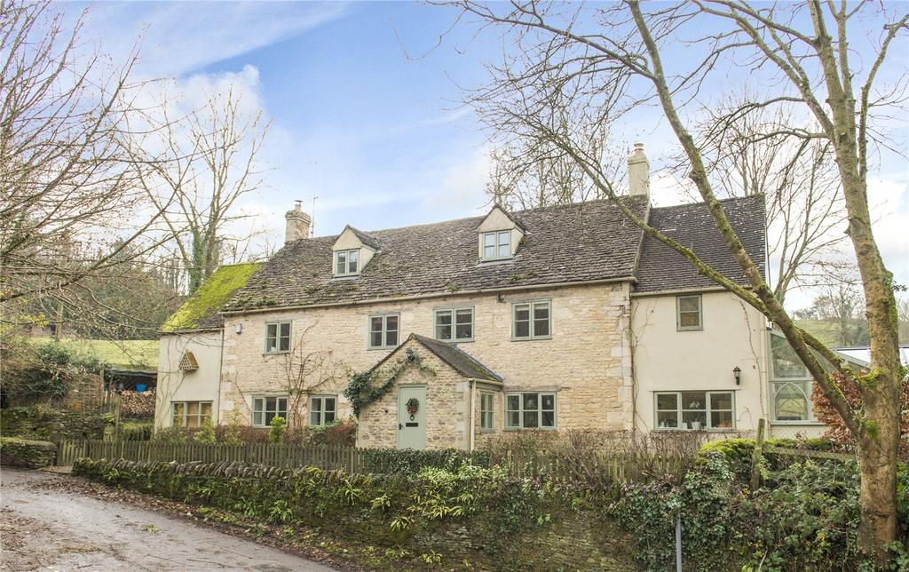 5 Bedrooms Detached House for sale in Barton End, Horsley, Stroud, Gloucestershire