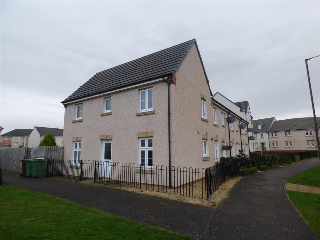 2 Bedrooms End Of Terrace House for sale in 91 Jim Bush Drive, Prestonpans, East Lothian, EH32