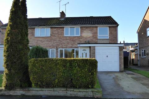 3 bedroom semi-detached house to rent - Valley Road, Brackley