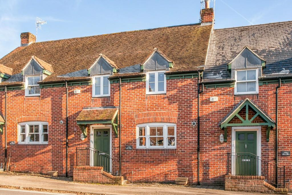 3 Bedrooms Terraced House for sale in Park Lane Mews, Twyford, SO21