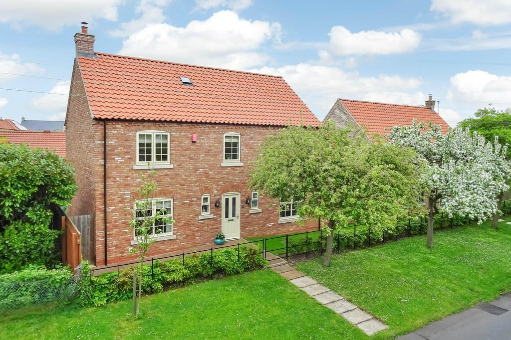 5 Bedrooms Detached House for sale in North Street, Nettleham, Lincoln