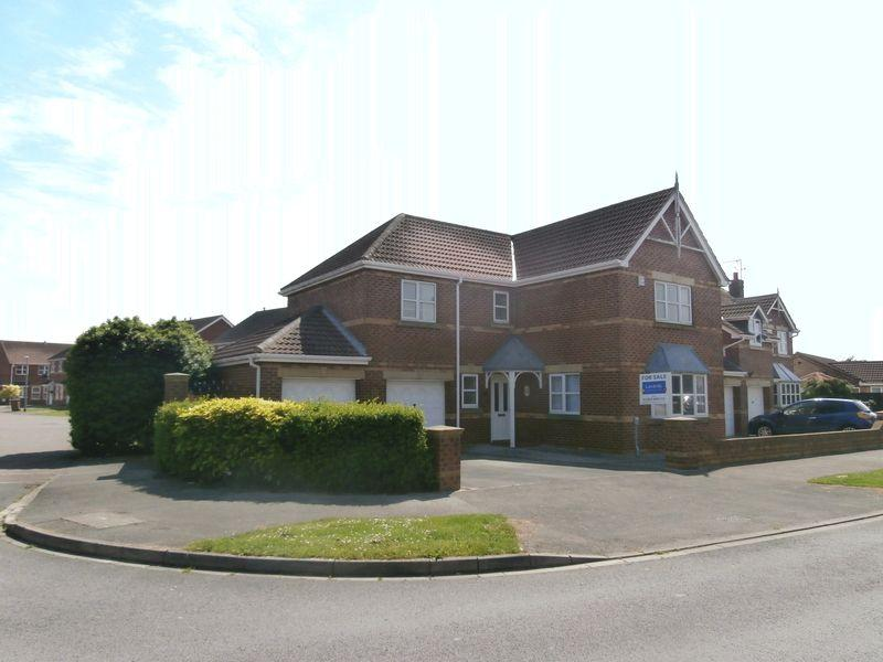 4 Bedrooms Detached House for sale in Cromwell Road, Hedon