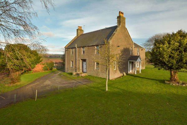 5 Bedrooms Equestrian Facility Character Property for sale in The Auld Manse, Eassie, Forfar, Angus, DD8