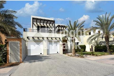 4 bedroom detached house  - Garden Homes, Frond A, Palm Jumeirah, Dubai